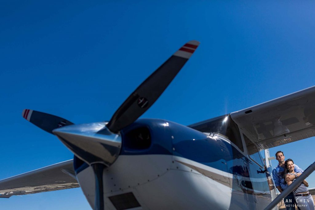 Pilot Airplane Engagement Shoot