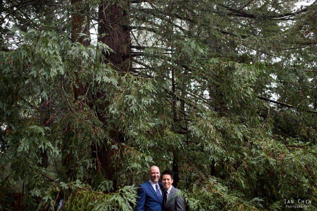 Robert Ricky Anderson Hall Camp Meeker Wedding (4)