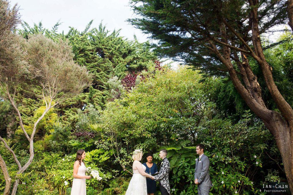 Hastings House Garden Wedding