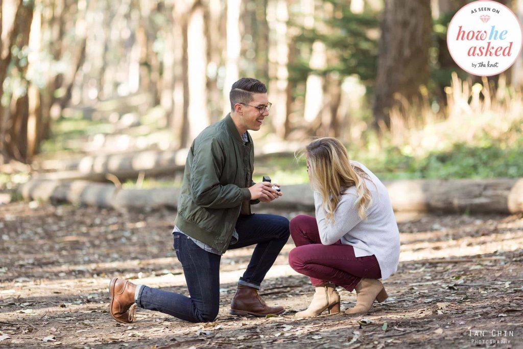 lovers lane marriage proposal