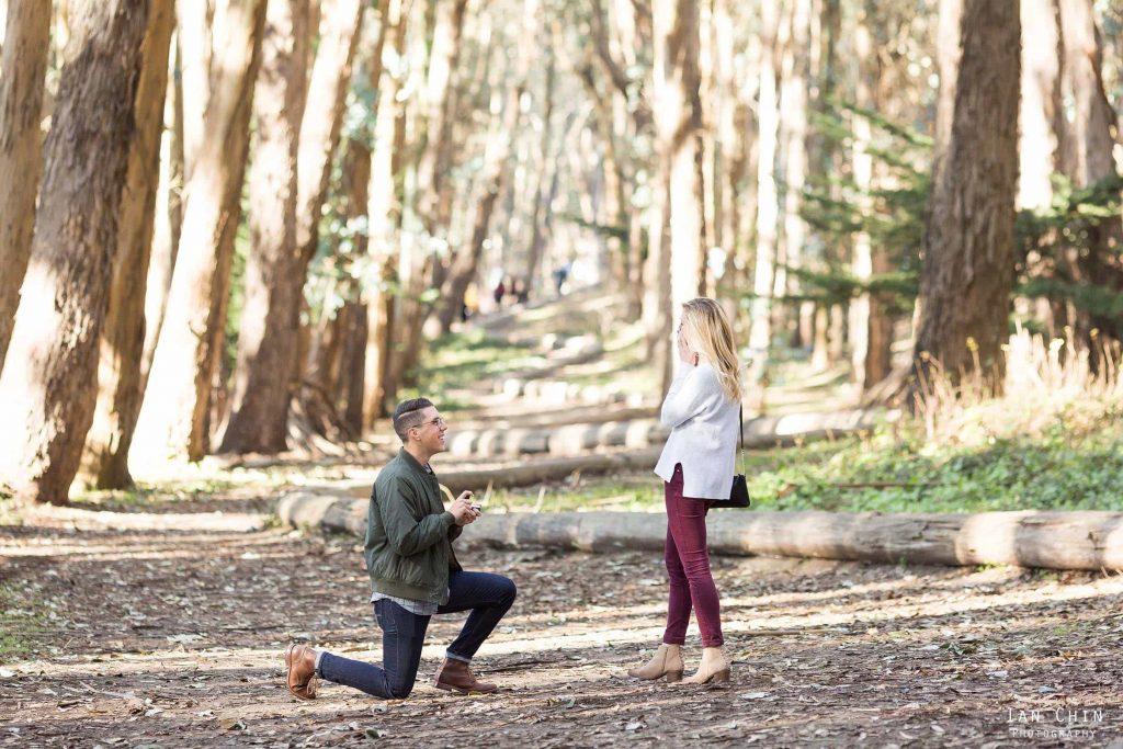 Lovers Lane Marriage Proposal Josh Rachel