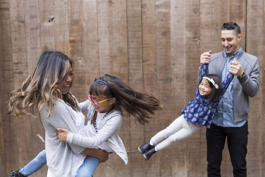 stern grove family shoot