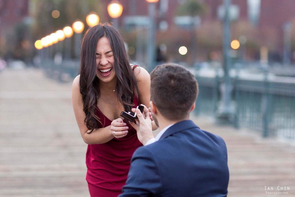 pier 7 marriage proposal