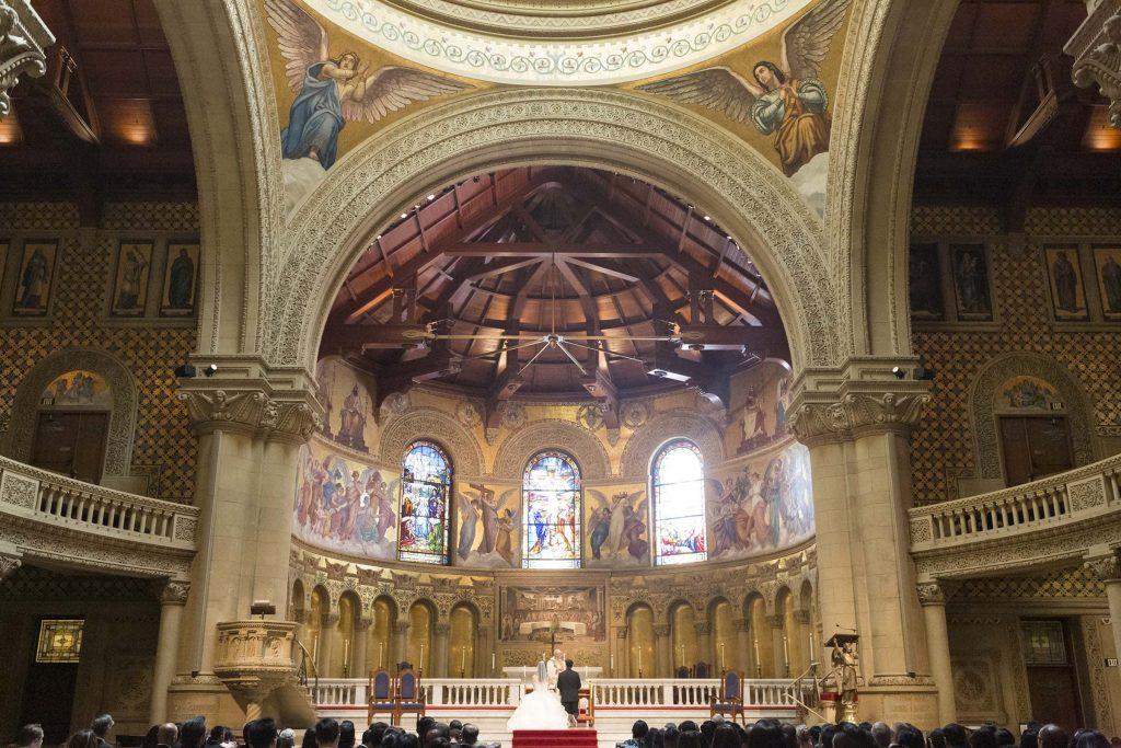 stanford memorial church wedding (3)