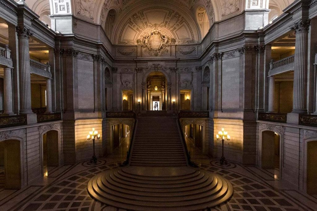 San Francisco City Hall + Fort Scott Evening Wedding Shoot - Mariame and Andrew - 5.2.19_46_1 web (1)