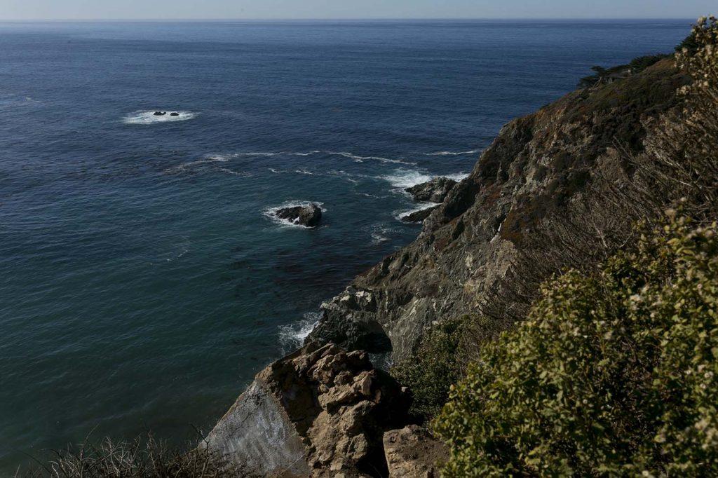 weddings at big sur coastline ocean and cliffs