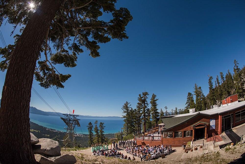 lakeview lodge wedding lake tahoe