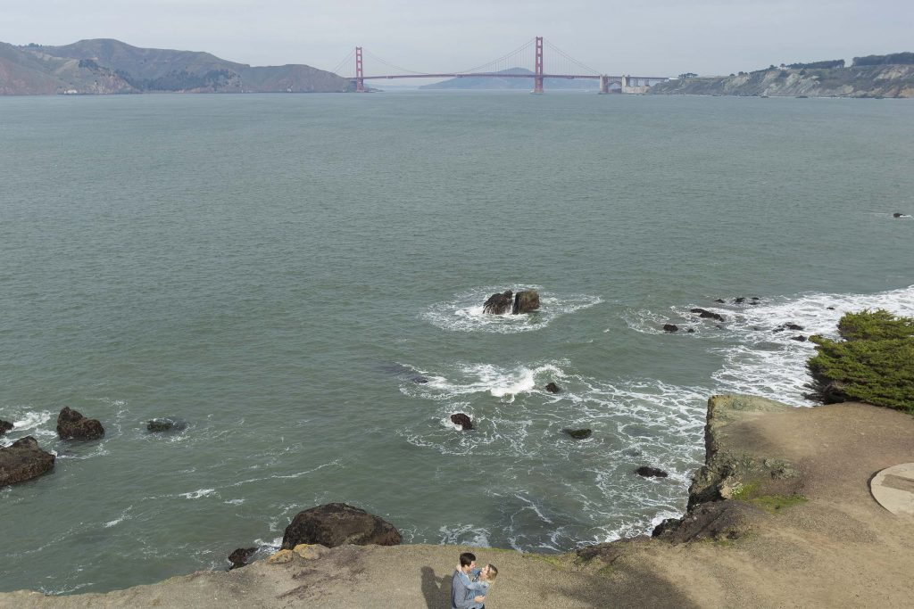 lands end labyrinth place to elope in san francisco