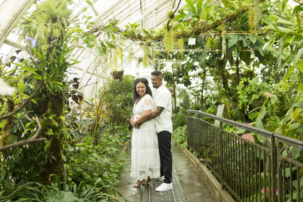 Conservatory of Flowers Maternity Photos 6.18.21_9